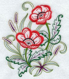 Machine Embroidery Designs at Embroidery Library! - Color Change - X9380