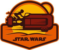 Force Awakens Sticker Collection | Milners Blog