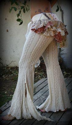 Circus Flying Gypsy Wedding Bustle by Wickedharem on Etsy  #bustle #circus #flying #gypsy #wedding #wickedharem