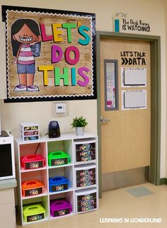 Classroom Tour 2018 2019 Agosto Welcome Back Kindergarten Kindergarten Classroom Setup, Classroom Organisation, First Grade Classroom, New Classroom, Special Education Classroom, Classroom Design, Classroom Ideas, Themes For Classrooms, Classroom Mailboxes