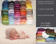 specjal deal for simple hats  50% OFF  by LittleRaritiesStudio