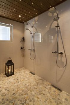 SWM-Wood sauna- ja sisustustuotteet Thermo-D Rustic Master Bathroom, Pretty Room, Bathroom Cleaning, Beauty Room, Home Furniture, Sweet Home, Interior Decorating, Decor Ideas, Saunas