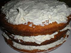 Marys Orange Layer Cake