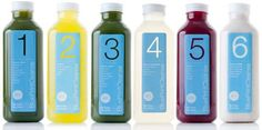 BluePrint Juice provides Yummy Liquid Meals for Foodies #lemonade trendhunter.com