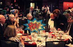 The 2013 Superhero Gala!!
