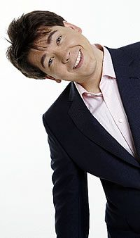 Michael McIntyre. One of the best British comedians I've ever seen!