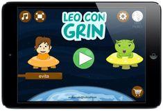 Juegos y apps para aprender a leer para niños y niñas GRATIS 2 lecciones. Desde dispositivos móviles como tablets y smartphones iPad, iPhone, Android.