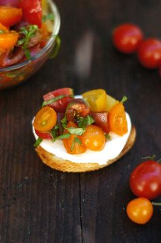Kid-Approved Caprese Bruschetta | U.S. Kids for Parents & Teachers. Could use cloud bread and have it gf.