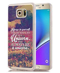 Galaxy Note 5, Unicorns, Galaxies, Samsung Galaxy, Phone Cases, A Unicorn, Unicorn, Phone Case