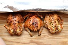 How to Cook Cornish Game Hens: 16 Steps (with Pictures)