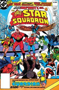 All-Star Squadron (1981-1987) #25