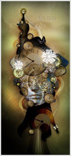 On Time by TIME-24.deviantart.com on @deviantART