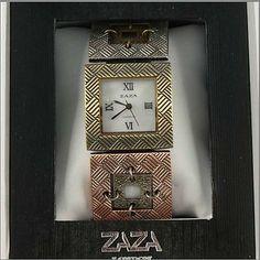 Ladies-Zaza-Bracelet-Watch