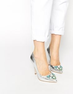 Enlarge ASOS PITCHER High Heels