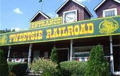 Tweetsie Railroad - I went here in 1968 on vacation with my best friend & her family.  We had a great time.