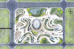 Purdue Landscape Architecture Plan Of Study - Purdue Landscape Architecture Plan Of Study - Architecture Concept Drawings, Landscape Architecture Drawing, Landscape Concept, Organic Architecture, Landscape Plans, Architecture Plan, Urban Design Diagram, Urban Design Plan, Creative Landscape