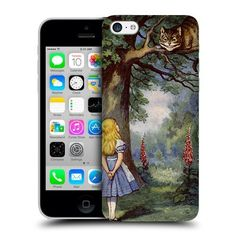 Case Fun Alice in Wonderland Cheshire Cat Snap-on Hard Back Case Cover for Apple iPhone 5C, http://www.amazon.co.uk/dp/B00IK44J82/ref=cm_sw_r_pi_awdl_Tl9kxbMSQVN9D