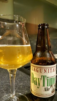 Lagunitas DayTime Ale. Watch the video beer review here…