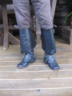 17th Century Boot Straps by Dredmorsplunder on Etsy
