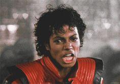 MJ Thriller video