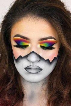 2770 Me Gusta 28 Comentarios Sn - Maquillaje-profesional-halloween