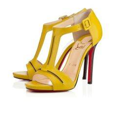 IN MY CITY CUIR louboutin
