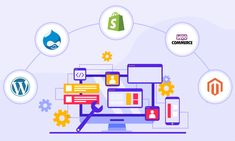 Are you looking for a content management system that can help you create the digital connection you need? Check out the 6 topCMS platforms. #cmsplatform #digitalmarketing #appdevelopment Business Website, Software Development, Digital Marketing, Platforms, Connection, Challenge, Management, Content, Create