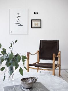my scandinavian home: A lovely clutter-free, light and airy Swedish pad