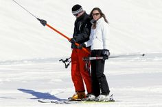 Prince William and Kate on romantic holiday in Switzerland