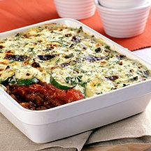 beef and veggie cheese casserole