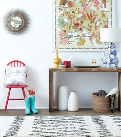Timeless advice on accents, window treatments, finding the right-sized rug and more.