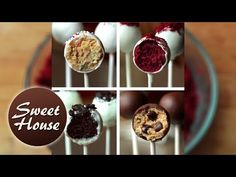 """How To Cook """"Birthday Cake Pops 4 Ways"""" 