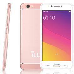 iLLY Sapphire-1 512 MB 8GB ROM Quad Core 1.2 MHZ (RoseGold) Galaxy Phone, Samsung Galaxy, Quad, Iphone, Rome, Quad Bike