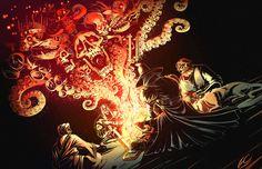 Unspoken Evil by Francoyovich