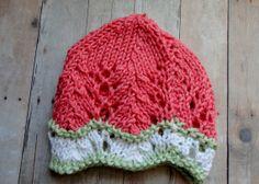 Baby Beanie Knit Hat Newborn HatCotton Hat in  by KnitsDuNord, $18.00