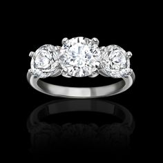 The Must See Recent Bespoke Engagement Ring Service