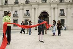 menstrual, Cecilia Vicuna, El Quipu Menstrual, 2006