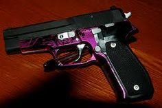 Awesome Purple gun!