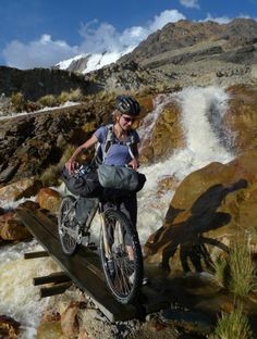 #cycle touring at its best!