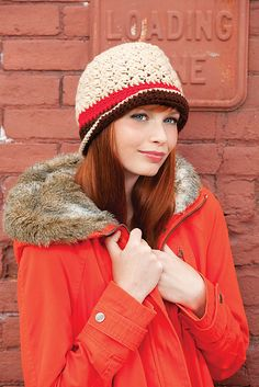 Ravelry: Three Tone Hat pattern by Erika and Monika Simmons