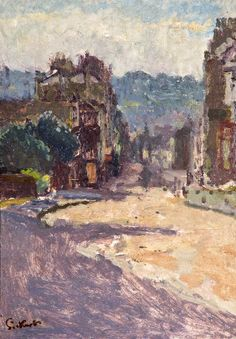 View Of Bath From Belvedere Artwork By Walter Richard Sickert Oil Painting & Art Prints On Canvas For Sale Walter Sickert, Toledo Museum Of Art, Local Art Galleries, Great Paintings, Oil Paintings, Painting Art, Impressionist Artists, Color Harmony, Art Uk