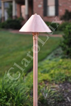 ClaroLux CL-AL2-I Copper LED Path Light