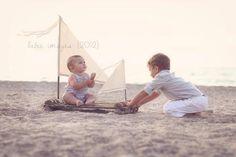 "Woodsy Wonders Props & More — TODDLER Woodsy Wonders ""ORIGINAL"" Huck Finn / Tom Sawyer Rustic Raft with Muslin Sails Photo Prop"