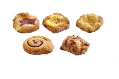 Mini mix Danish pastry