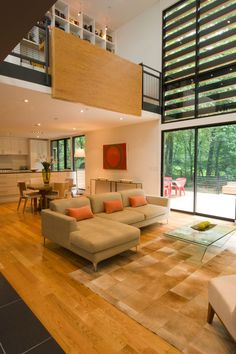 The Roberts Residence by Division1 Architects | HomeDSGN, a daily source for inspiration and fresh ideas on interior design and home decoration.