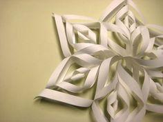 DIY, Paper Snowflakes