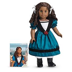 Cecile - American Girl Hostorical Character Doll. Has a friend, Marie-Grace, era 1853