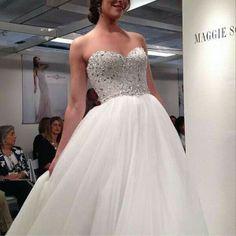 Maggie Sottero Angelette 4ss811 Midgley Size 6 Wedding
