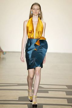 Patbo Spring/Summer 2017 Ready-To-Wear Collection | British Vogue