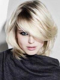 Creative Medium Haircuts for Spring:
